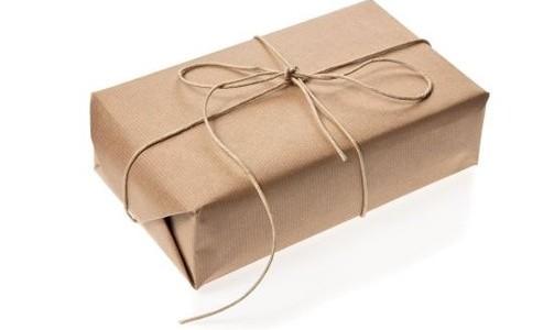 Бумага оберточная, упаковочная