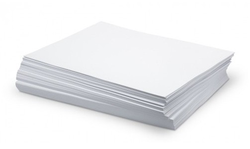 Бумага в листах